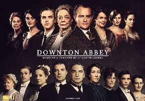Downton Abbey Upstairs and Downstairs_small