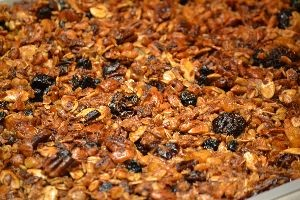 Ghoulish Granola from the oven_small