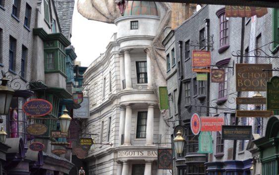 Diagon Alley Universal Studios, Orlando