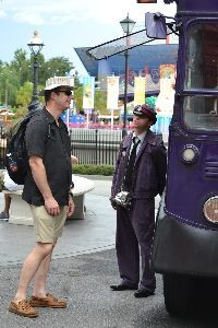 The Harry Potter Bus Gordon and the bus driver_small