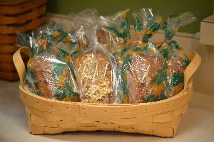 Banana Bread ready for distributing_small