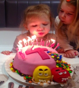 Vivien birthday number 4