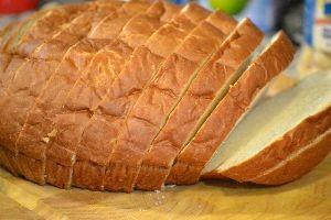 slice breads into small pieces_small