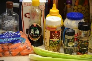 Asian infused pasta salad ingredients_small