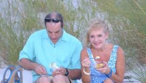 Dessert on the beach_small