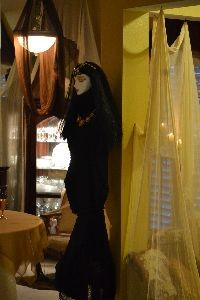 Halloween Night Mummy Set_small