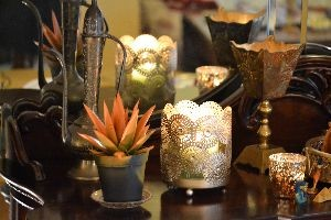 candles and aloe plants_small