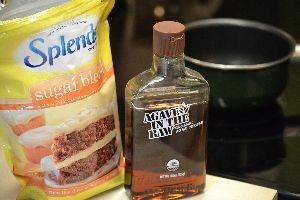 making a simple syrup_small