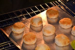 Biscuits are ready._small