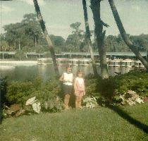 Julie and Lynn Glass Bottom Boats_small