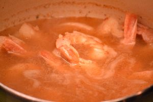 some shrimp we boiled_small