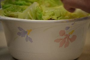 trim any extra cabbage_small