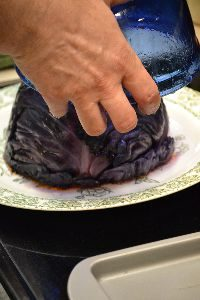 unmolding the purple cabbage timbale 1_small