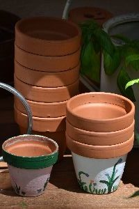 I love flower pots_small