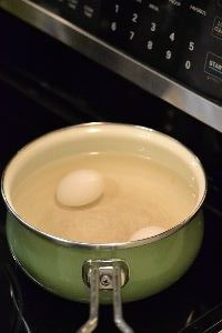 hard boiling two eggs on the stove top_small