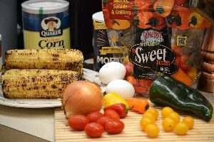 Ingredients for fully loaded corn bread_small
