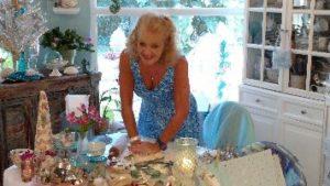 Julie pressing dough_small