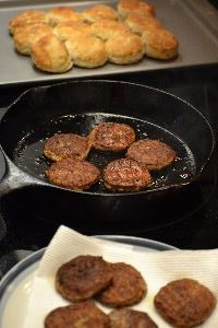 turkey sausage and biscuits_small
