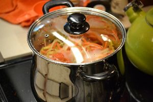 bring to a boil and then simmer_small