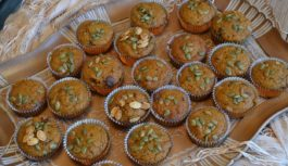 Autumn Baking Edible Gifts