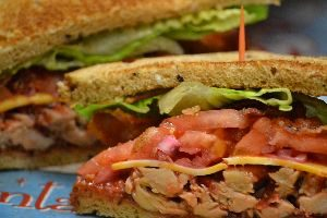 bacon turkey sandwich 3 with cranberry sauce_small