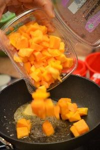 102 sauteeing the butternut squash_small