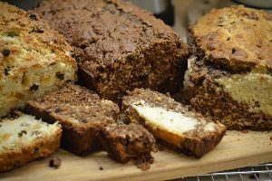 3 different Irish Soda Breads_small