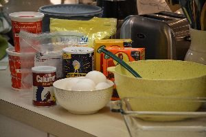 Ingredients for Irish Soda Bread_small