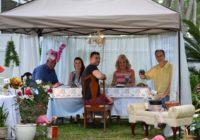 Our Alice In Wonderland Easter Dinner