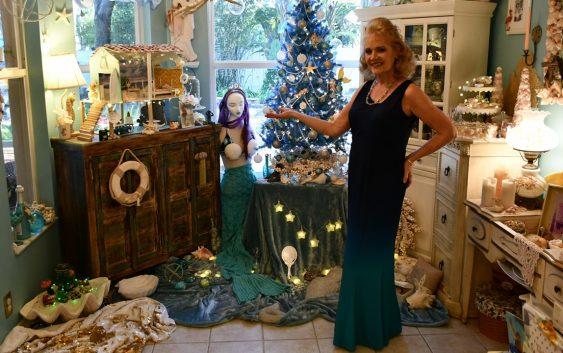 My Mermaid Lagoon Christmas in the Nook